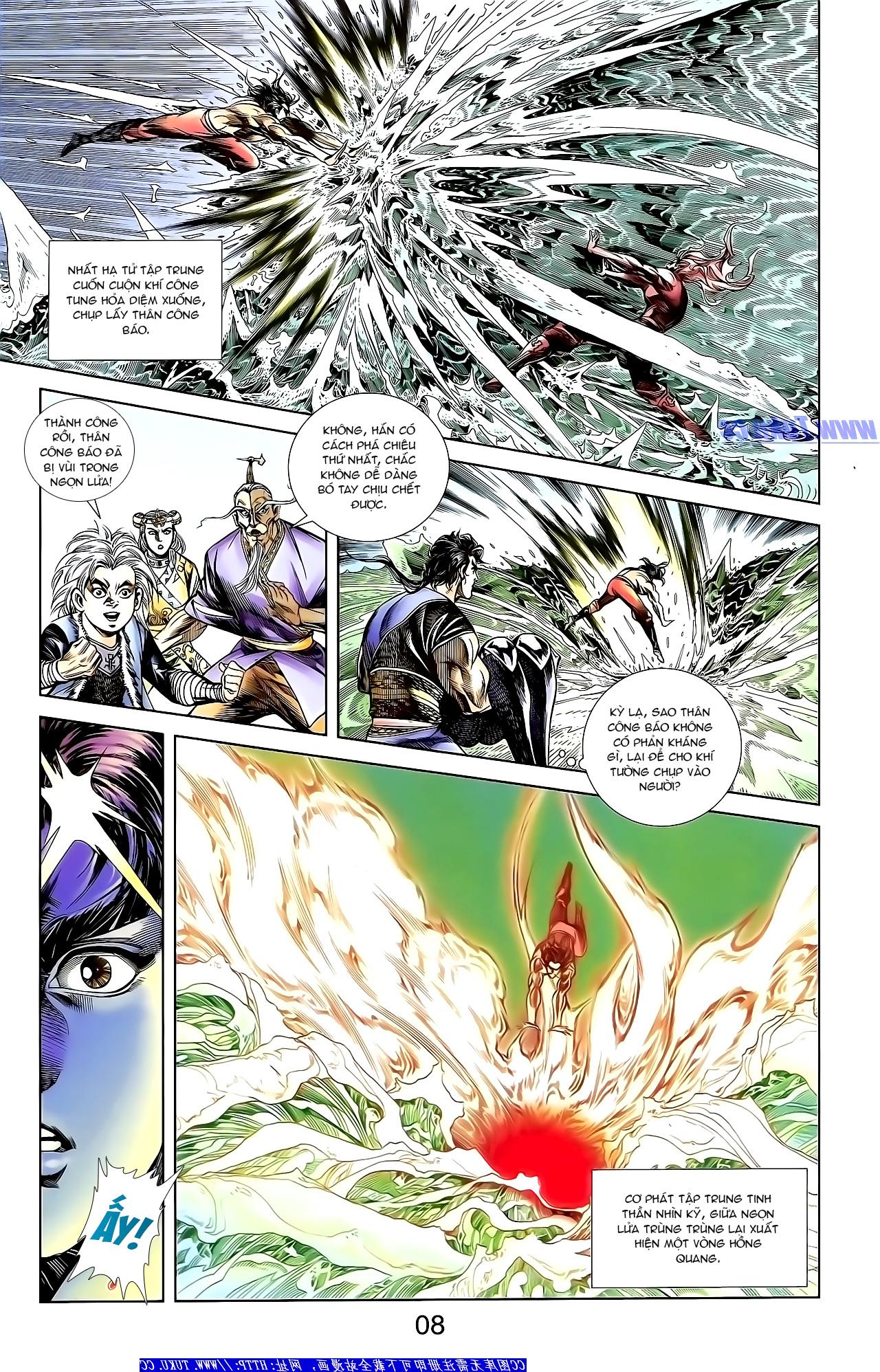 Cơ Phát Khai Chu Bản chapter 158 trang 16