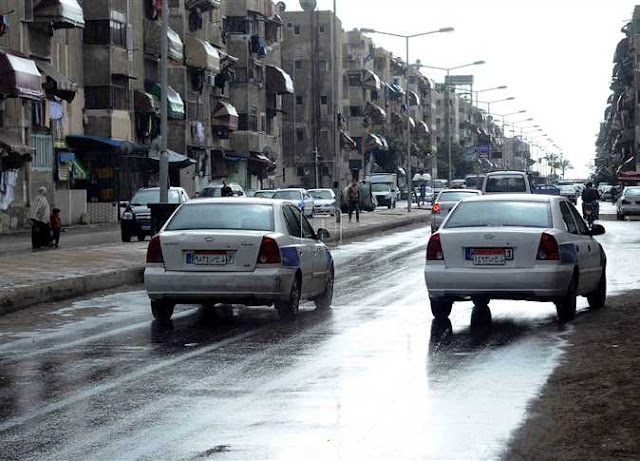 """""""الأرصاد"""": طقس الأربعاء غير مستقر.. واحتمال سقوط أمطار على كل أنحاء الجمهورية"""