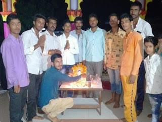बड़ोदिया में गायरी समाज ने अमराजी का जन्मोत्सव मनाया