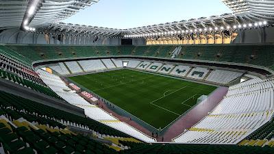 PES 2020 Stadium Torku Arena