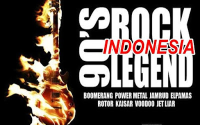 Biografi Band Rock Indonesia Era 90an
