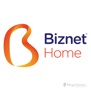 Biznet Home Logo Vector