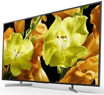 Sony KD-43XG8196BAEP: Smart TV 4K de 43'' con 4K X-Reality Pro, HDR y control por voz