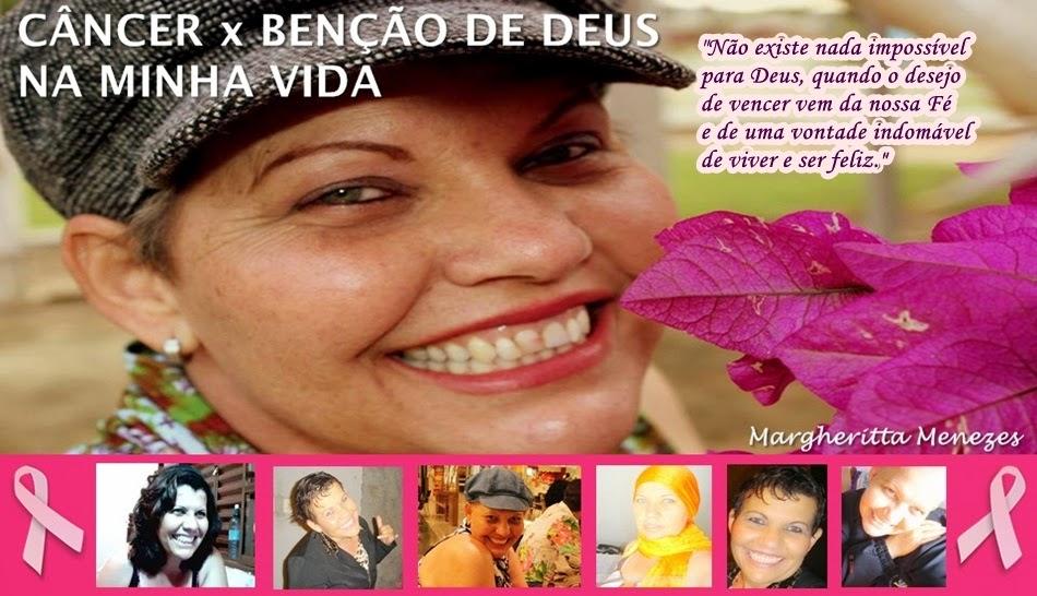 CÂNCER X BENÇÃO DE DEUS NA MINHA VIDA: OUTUBRO ROSA 2013