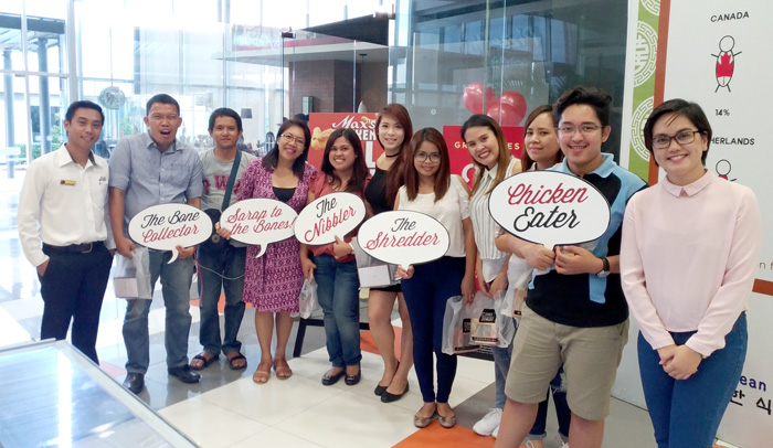 SM Lanang Branch Managet, Ryan Bacuyot and Marketing Manager Arianne Pombo