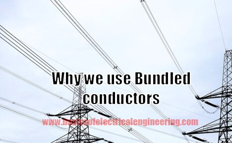 What are bundled conductors and why they are used in