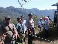 Pelepasan Dua Burung Elang Ular Bido di Gunungkelir Girimulyo