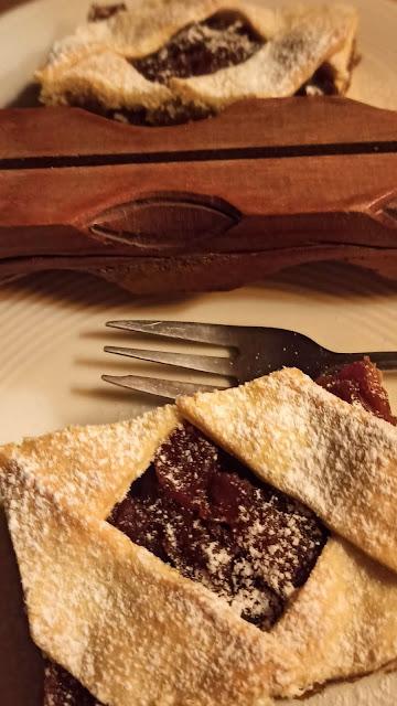 kruche ciasto z konfiturą przepis