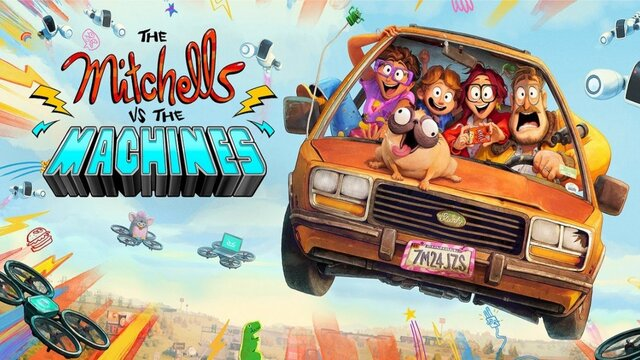 The Mitchells vs the Machines Full Movie Watch Download Online Free