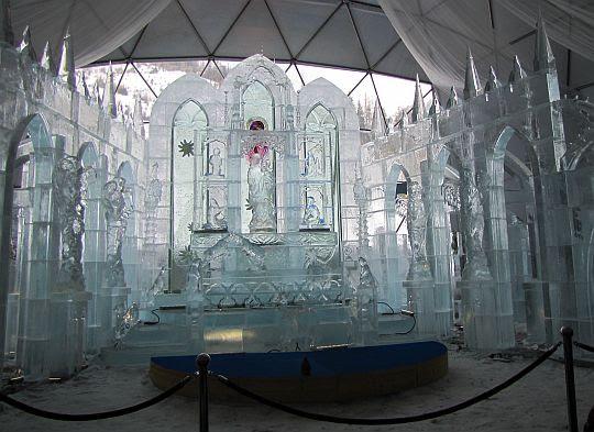 Tatrzańska Świątynia Lodowa.