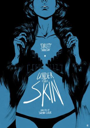 Under the Skin 2013 BRRip 720p Dual Audio