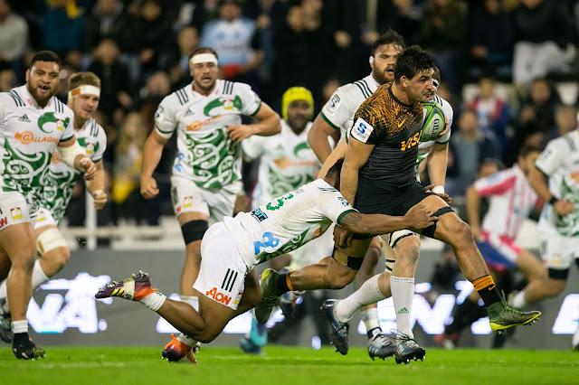 Dos Jaguares en el XV ideal de la semana del Super Rugby