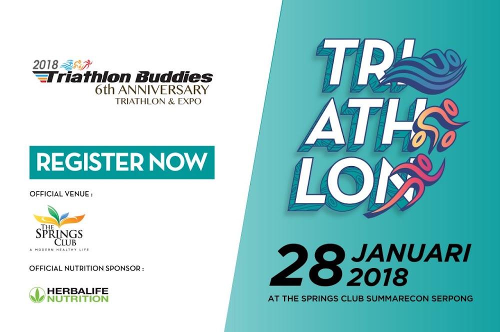 Triathlon Buddies • 2018