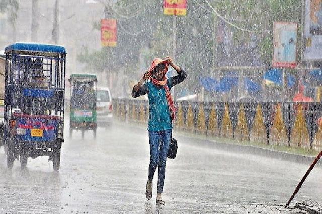Weather Update: पाकिस्तान में बने हालात का छत्तीसगढ़ में दिखेगा असर, आज भी होगी बारिश! Weather update: the situation in Pakistan will be affected in Chhattisgarh, it will rain even today! | raipur – News in Hindi