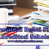 Download Bukti Fisik akreditasi 124 Butir SMP/MTs Sesuai Sispena