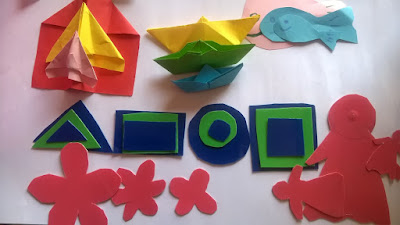 Math lessons for preschoolers.