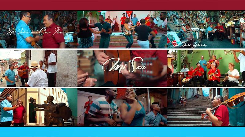 Kiki Valera & Coco Freeman - ¨Mi Son¨ - Videoclip - Director: David Hernández. Portal Del Vídeo Clip Cubano