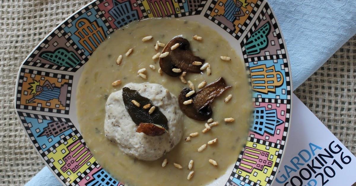 Garda in padella: tortine di lavarello e crema di aglio e salvia a citare il cagnone