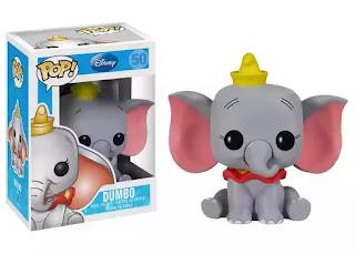 Funko Pop figuras Disney,  Dumbo