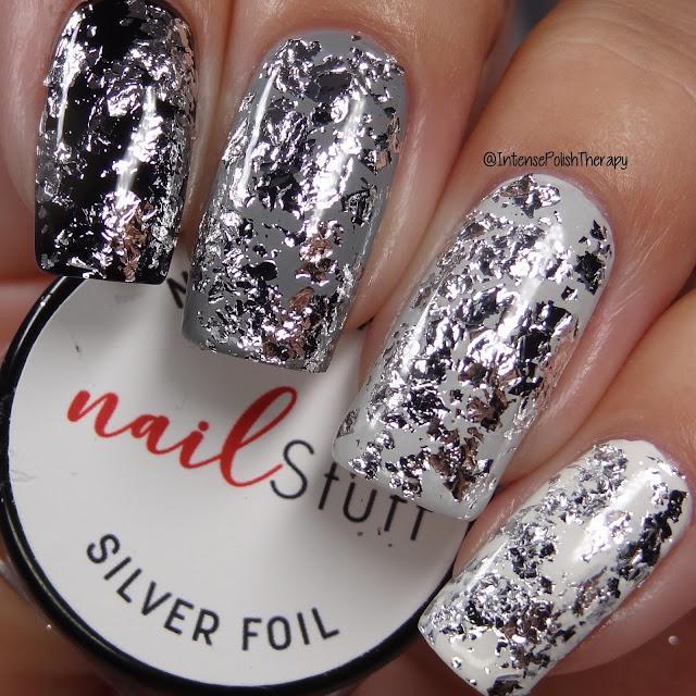 Nailstuff.ca - Silver Foil