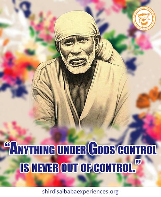Shirdi Sai Baba Blessings - Experiences Part 2811