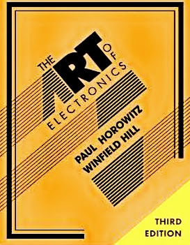 The art of electronics 3rd edition by paul horowitz and Winfield hill pdf