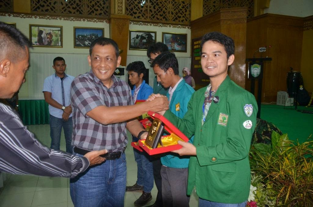 Pangdam Minta Mahasiswa Aceh Cinta NKRI