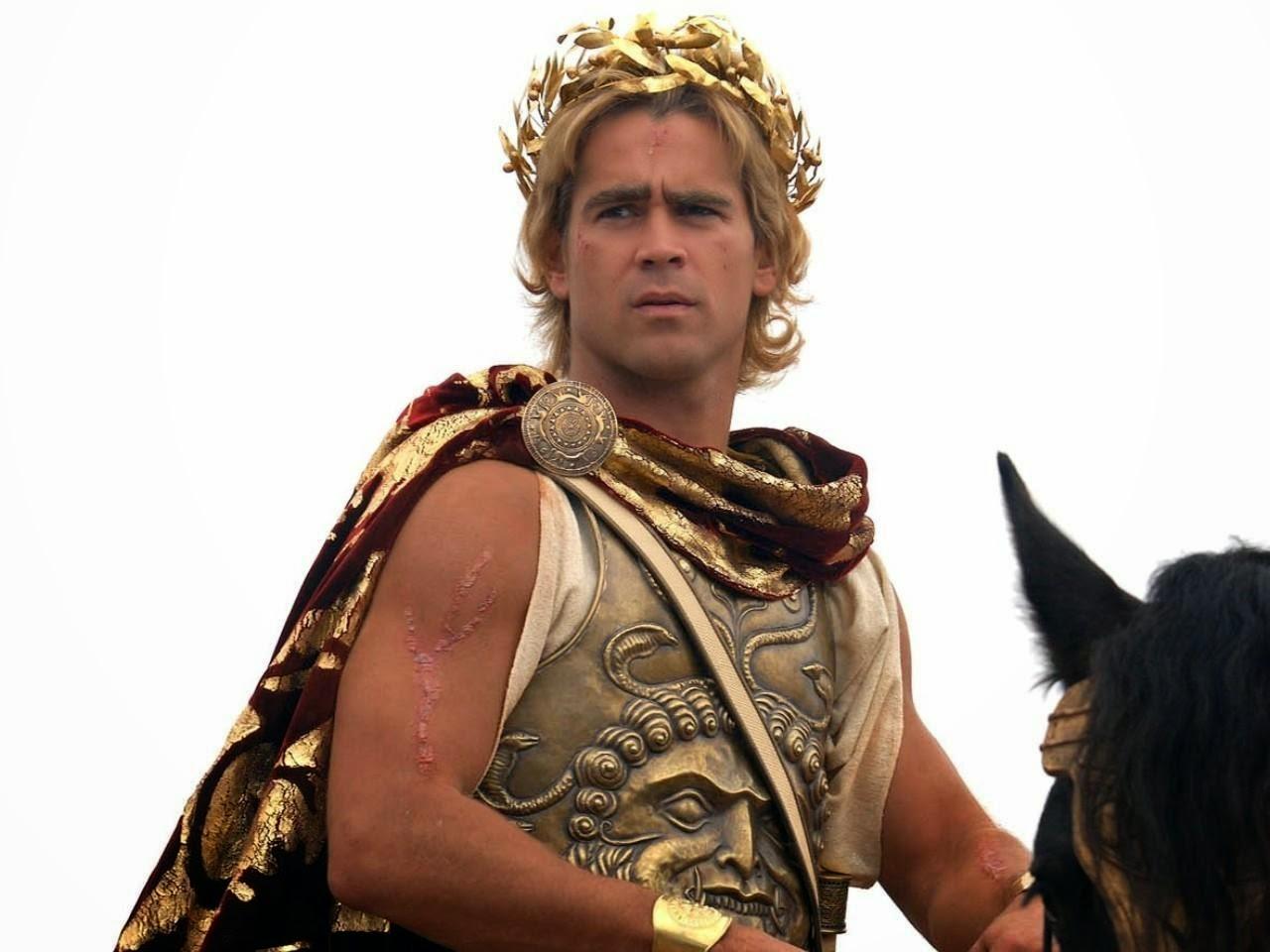 Cine y ... ¡acción!: Alejandro Magno (Alexander)