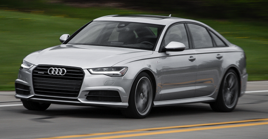 2020 Audi A6 3.0T Quattro Review