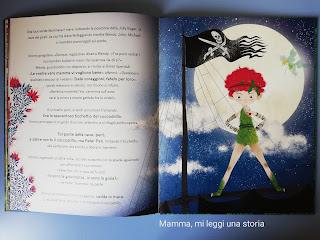 Peter Pan libro per bambini Sassi Editore