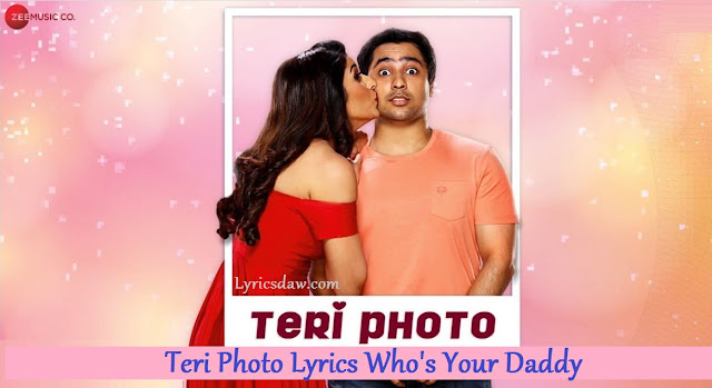 Teri Photo Lyrics
