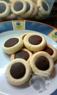 Pepas de chocolate