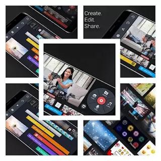 menggunakan android edit video mudah