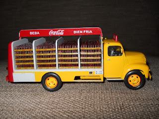 Ebro B-45 Coca-Cola