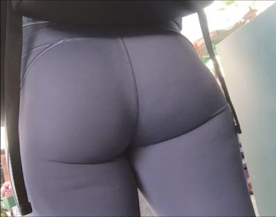 Mujeres bonitas cuerpo leggins entallados