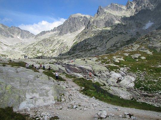 Dolina Pięciu Stawów Spiskich (słow. kotlina Piatich Spišských plies)