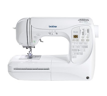 Brother Project Runway PC420PRW Computerized Sewing Machine