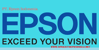 Lowongan Kerja SMA/SMK 2020 PT EPSON Indonesia Industry Operator Produksi