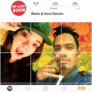 W.A.R.I.S feat. Nora Danish - Ini Lagi Boom MP3