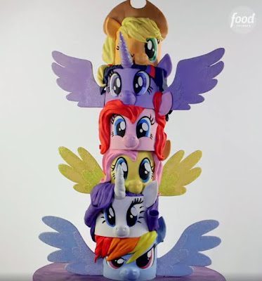 my little pony elements of harmony totem