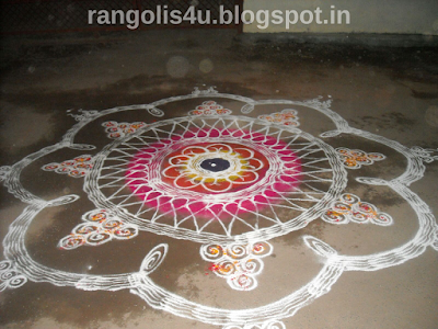 Rangolis for Indian Festivals