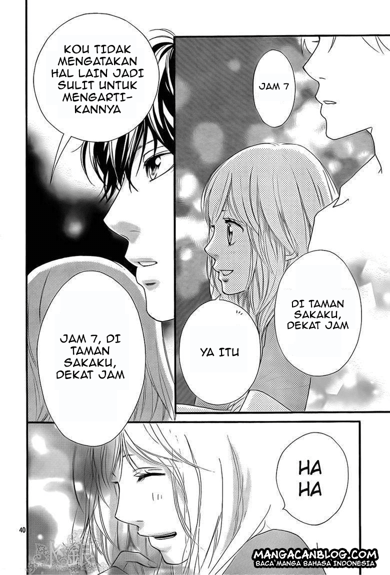 Ao Haru Ride Chapter 15-41
