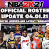 NBA 2K21 OFFICIAL ROSTER UPDATE 04.01.21 LATEST TRANSACTIONS+LINEUPS UPDATES