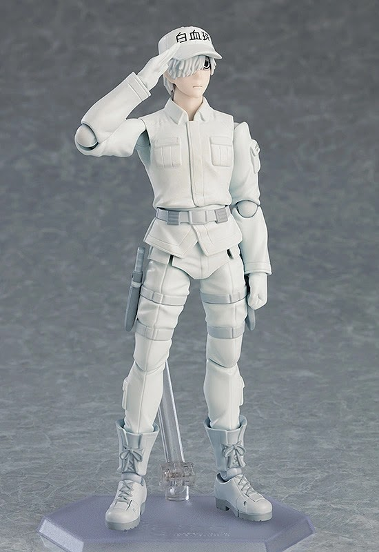 Figuras: Figma de Glóbulo Blanco de Cells at Work! - Max Factory