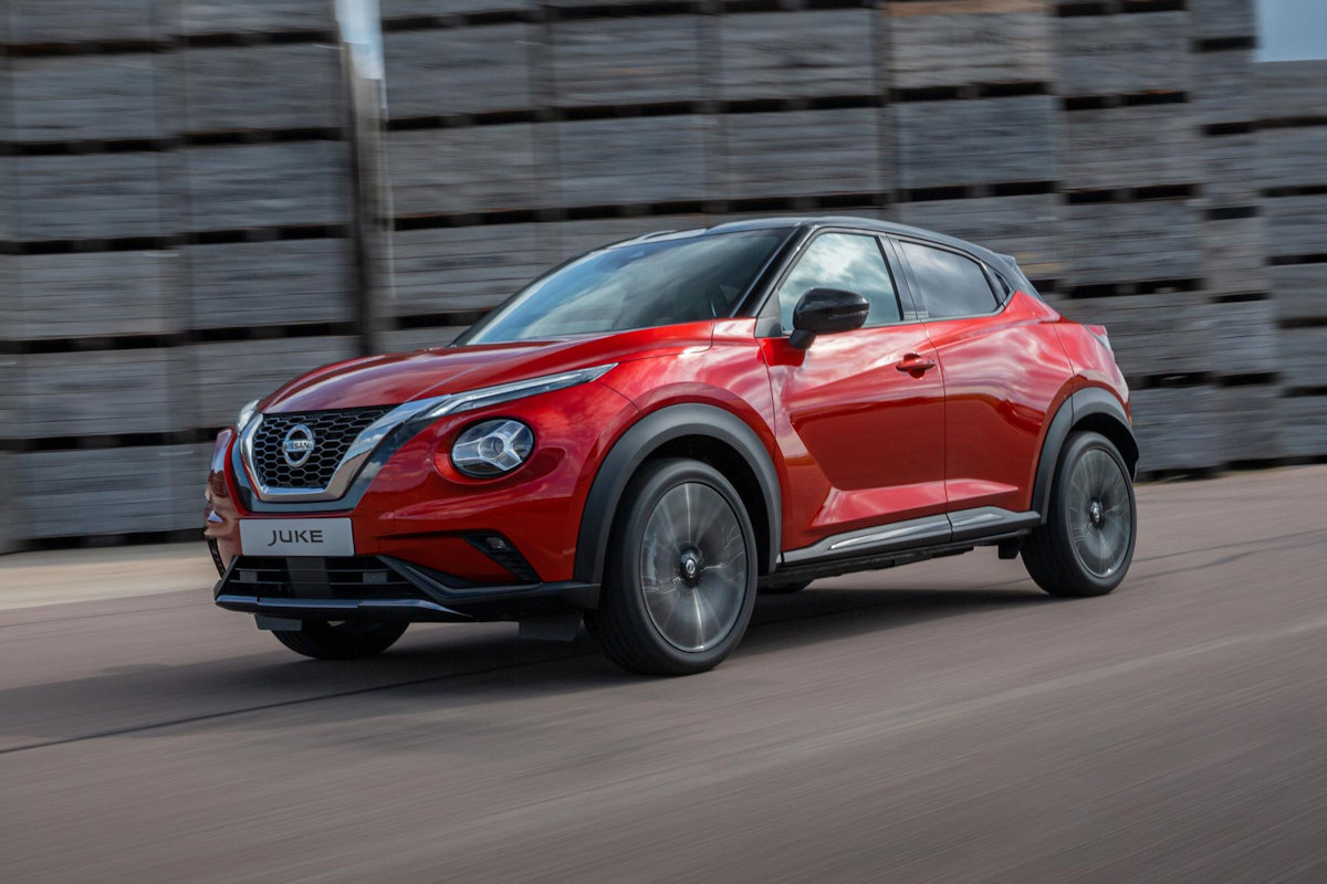 The 2020 Nissan Juke Gets A Turbocharged 1 0 Liter Engine