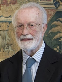 Politician Eugenio Scalfari, pictured in 2016
