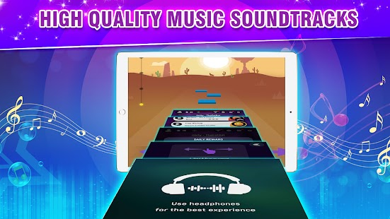 Magic Tiles Hop 2: Dancing EDM Rush Apk Free on Android Game Download