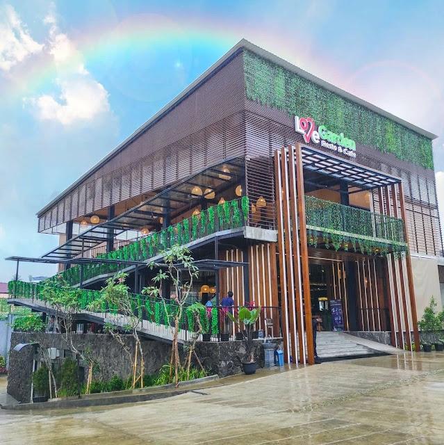 Love Garden Resto & Cafe Bogor - Review Daftar Menu, Daya Tarik dan Lokasi