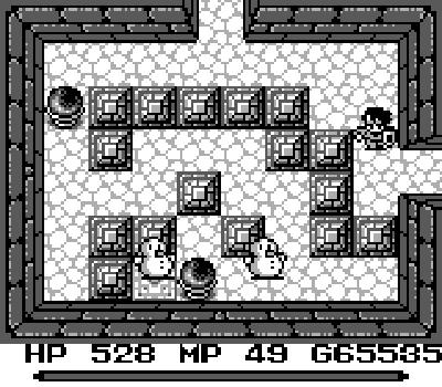 Mystic Quest - Puzle