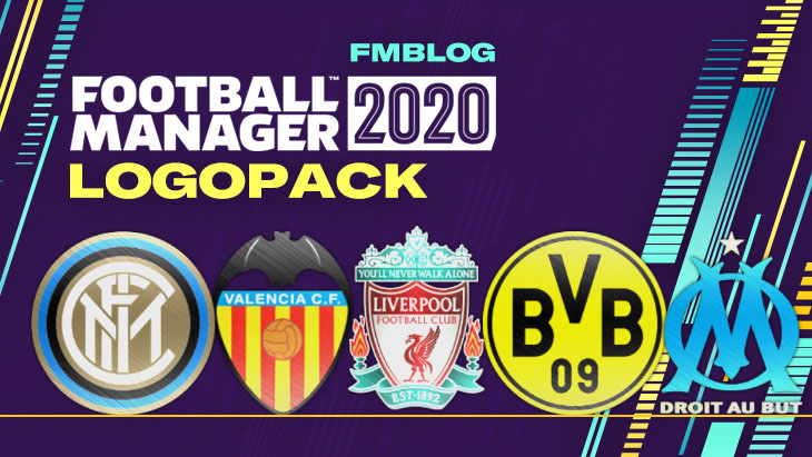 Download Football Manager 2020 Logos Megapack